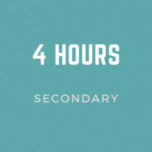 4 Secondary lessons with Marianna T